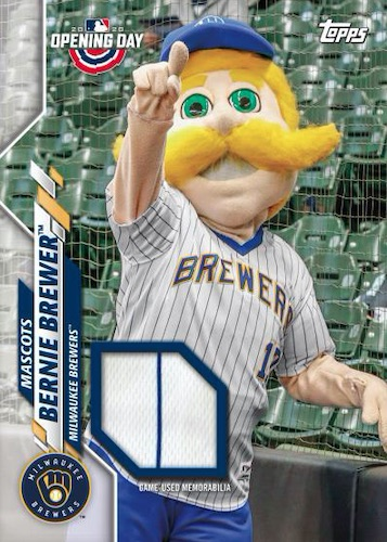 2020 Topps Opening Day Baseball Cards 6
