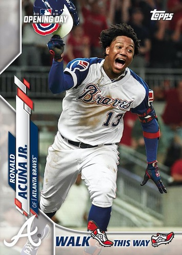 2020 Topps Opening Day Baseball Cards 2