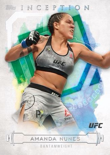 2020 Topps UFC Knockout MMA Cards 4