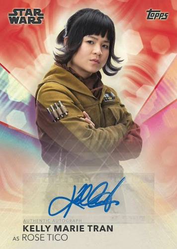 2020 Topps Women of Star Wars Trading Cards 6