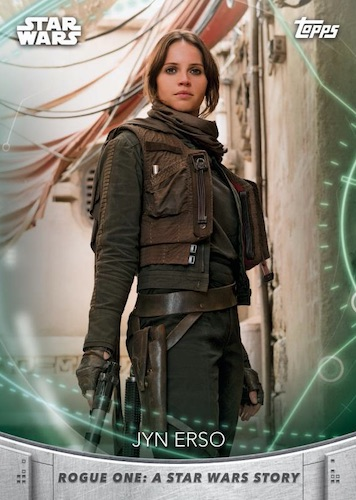 2020 Topps Women of Star Wars Trading Cards 4