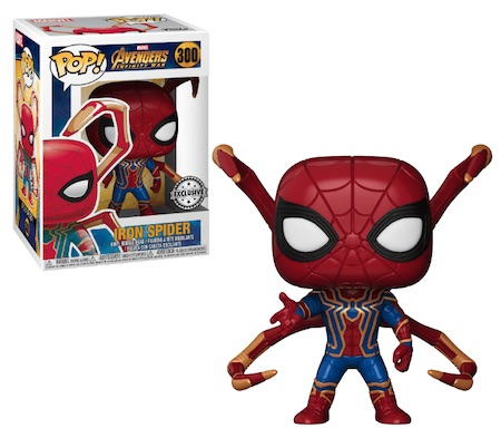 Ultimate Funko Pop Spider-Man Figures Checklist and Gallery 34