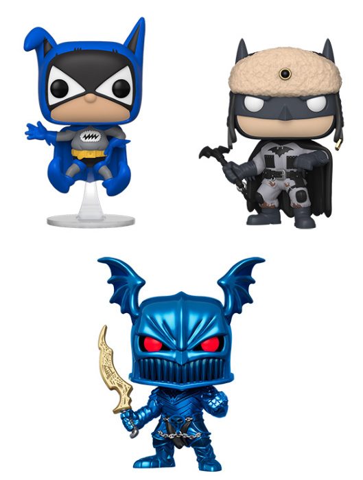 Ultimate Funko Pop Batman Figures Checklist and Gallery 107