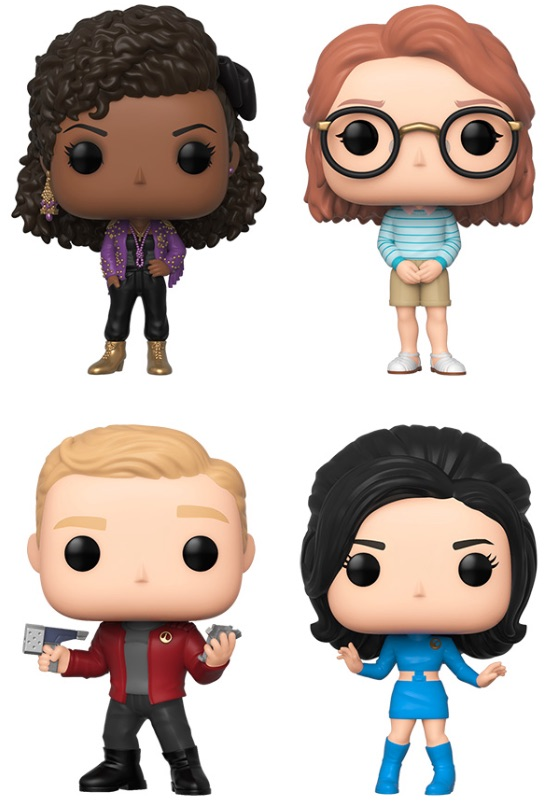 Funko Pop Black Mirror Vinyl Figures 1
