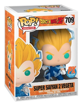 Ultimate Funko Pop Dragon Ball Z Figures Checklist and Gallery 118