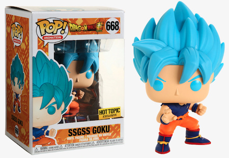 Ultimate Funko Pop Dragon Ball Z Figures Checklist and Gallery 104