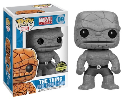 Ultimate Funko Pop Fantastic Four Figures Gallery & Checklist 2