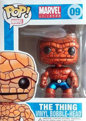 Ultimate Funko Pop Fantastic Four Figures Gallery & Checklist 3