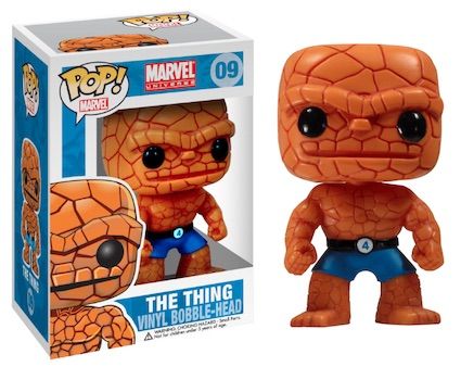Ultimate Funko Pop Fantastic Four Figures Gallery & Checklist 1