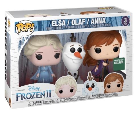 Dark Sea Funko Pop Elsa Disney: Frozen 2 Exclusive