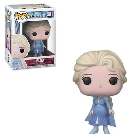 Funko Pop Anna Frozen II Disney 598 Collectible Figure