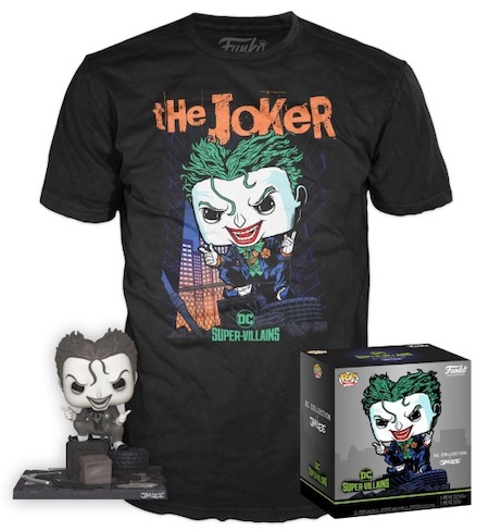 Ultimate Funko Pop Joker Figures Checklist and Gallery 28