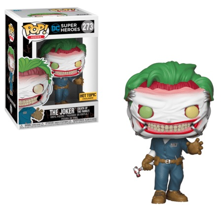 Ultimate Funko Pop Joker Figures Checklist and Gallery 29