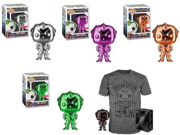 Ultimate Funko Pop Joker Figures Checklist and Gallery 12