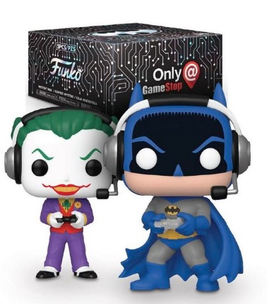Ultimate Funko Pop Batman Figures Checklist and Gallery 105