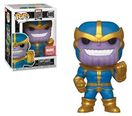 Funko Pop Marvel 80th Vinyl Figures 15