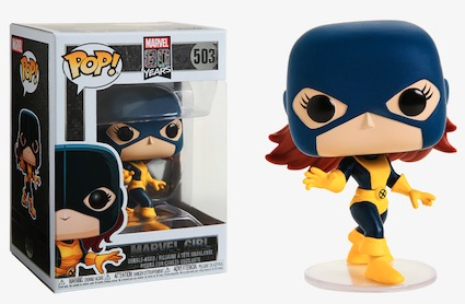 Funko Pop Marvel 80th Vinyl Figures 9