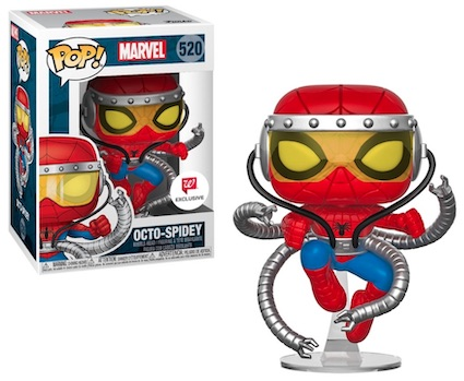 Ultimate Funko Pop Spider-Man Figures Checklist and Gallery 58