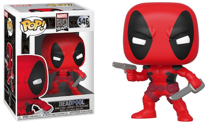 Ultimate Funko Pop Deadpool Figures Checklist and Gallery 65