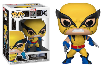 Ultimate Funko Pop Wolverine Figures Checklist and Gallery 15