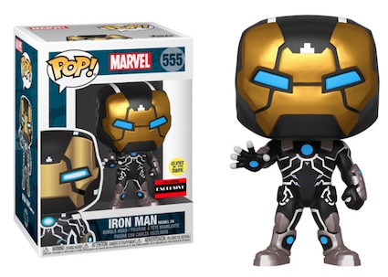 Ultimate Funko Pop Iron Man Figures Checklist and Gallery 35