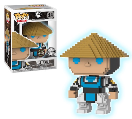 Funko Pop Mortal Kombat Vinyl Figures 15