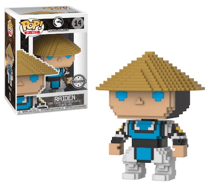 Funko Pop Mortal Kombat Vinyl Figures 14