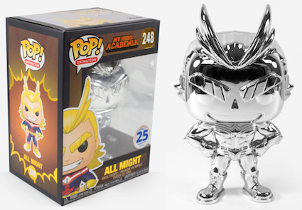 Ultimate Funko Pop My Hero Academia Figures Gallery and Checklist 4