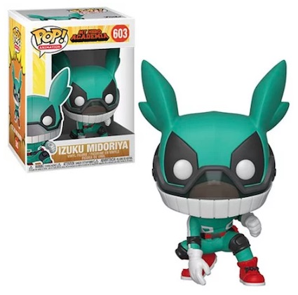 Ultimate Funko Pop My Hero Academia Figures Gallery and Checklist 23