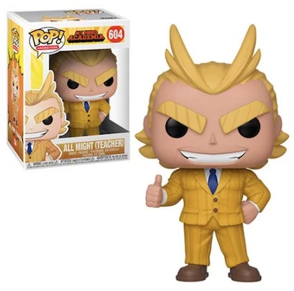 Ultimate Funko Pop My Hero Academia Figures Gallery and Checklist 25