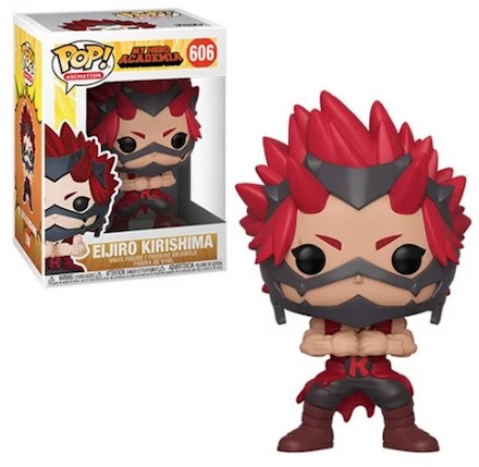 Ultimate Funko Pop My Hero Academia Figures Gallery and Checklist 27