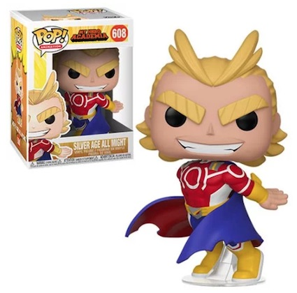 Ultimate Funko Pop My Hero Academia Figures Gallery and Checklist 31