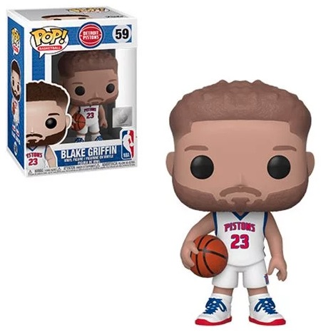 Ultimate Funko Pop Basketball Figures Gallery and Checklist 65