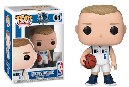 Ultimate Funko Pop Basketball Figures Gallery and Checklist 67
