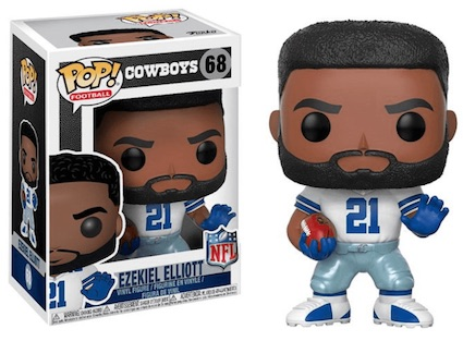 Ultimate Funko Pop NFL Football Figures Checklist and Gallery - 2020 Legends Figures 93