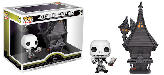 Ultimate Funko Pop Nightmare Before Christmas Figures Checklist and Gallery 75