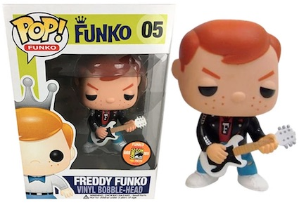 Ultimate Funko Pop Rocks Figures Checklist and Gallery 159