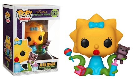Ultimate Funko Pop Simpsons Figures Gallery and Checklist 20