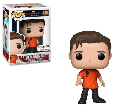 Funko Pop Spider-Man Far From Home Figures 15