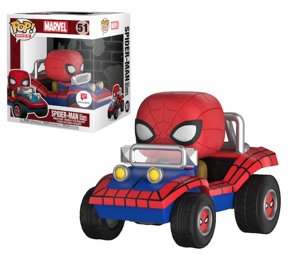 Ultimate Funko Pop Spider-Man Figures Checklist and Gallery 94