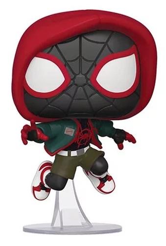 Funko Pop Spider-Man Into the Spider-Verse Figures 12