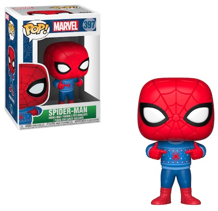 Ultimate Funko Pop Spider-Man Figures Checklist and Gallery 41