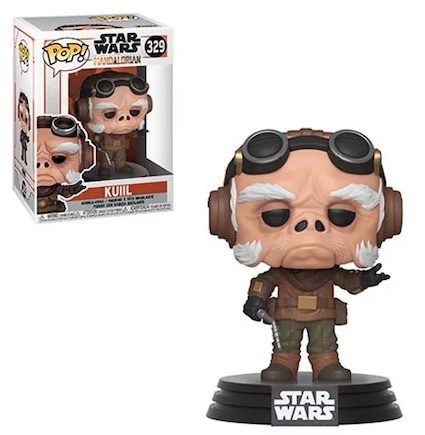 Funko Pop Star Wars The Mandalorian Figures 5