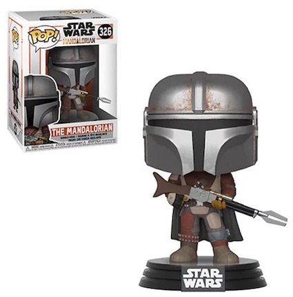 Funko Pop Star Wars The Mandalorian Figures 2
