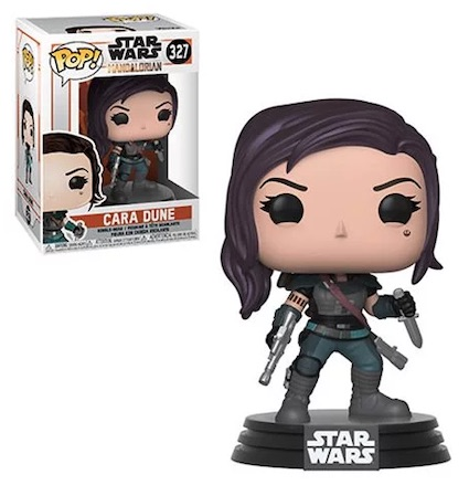 Funko Pop Star Wars The Mandalorian Figures 3