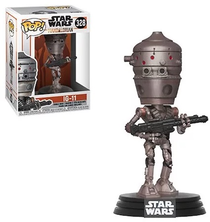 Funko Pop Star Wars The Mandalorian Figures 4