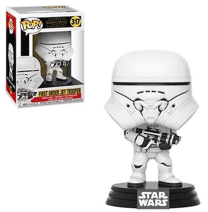 Ultimate Funko Pop Star Wars Figures Checklist and Gallery 382