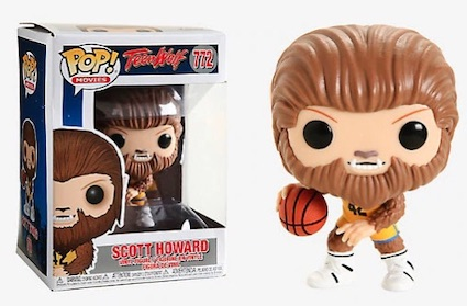 Funko Pop Teen Wolf Vinyl Figures 4