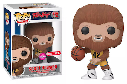 Funko Pop Teen Wolf Vinyl Figures 5