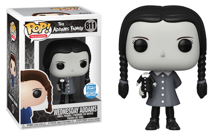 Funko Pop The Addams Family Vinyl Figures 5